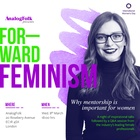 Forward Feminism: why mentorship is important for women