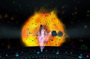 This Dawn Richard VR Music Video Takes You Through Space and Time