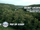 Busch Beer Launches 'Pop up Schop' in the Middle of the Forest