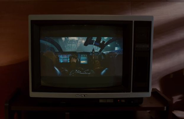 Sony Visualises Thirty-Five Years of TV And Blade Runner in