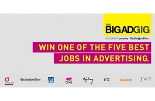 The Big Ad Gig 2013 Launches