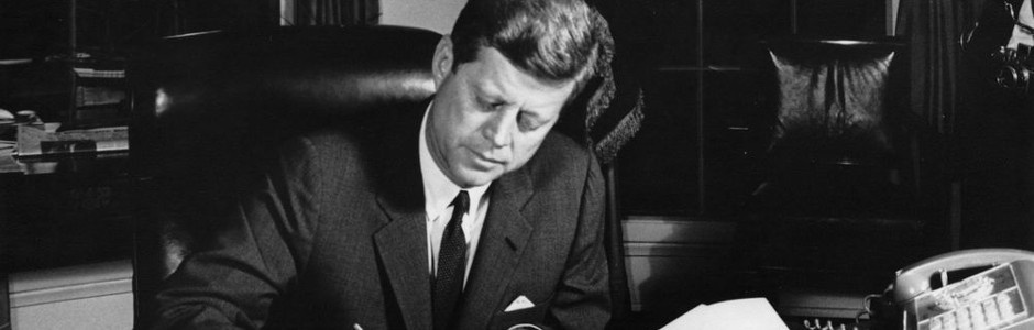 The Times Uses AI to Unsilence JFK to Make Greatest Speech Never Made