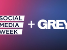 Grey and Social Media Week Join Forces