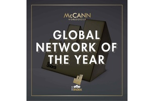 McCann Worldgroup Named Most Effective Network in Global Effie Effectiveness Index