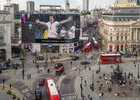 Action from UEFA Euro 2020 Games to Be Aired on the World Famous Piccadilly Lights