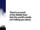 MRM Opens the Door on Middle Eastern News with 'The Middle East Explained' Campaign