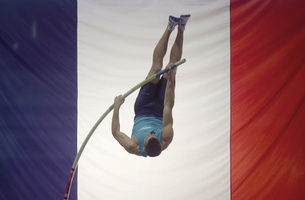 Valentin Lavillenie Pole Vaults to Rio in New Olympic Film