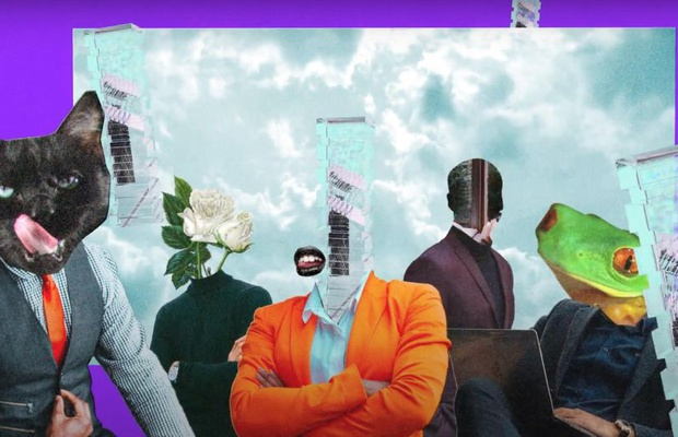Director Temple Caché's Brand Manifestfo for DDB is a Vivid Explosion of Jubilant Craziness