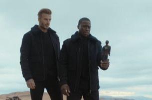Tim Thornton-Allan Cuts David Beckham and Kevin Hart's 'Road Trip' for H&M