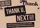 Thank U, Next Comedy Evening Announced for End Youth Homelessness