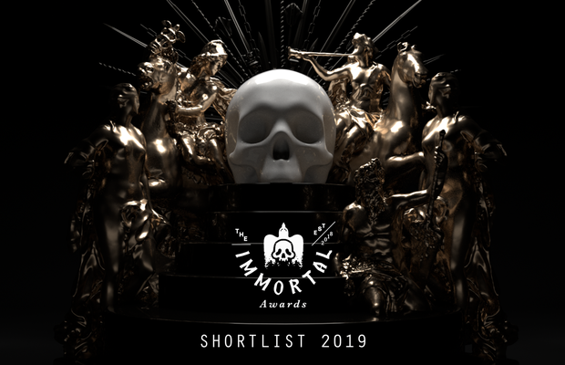 The Immortal Awards Announces 2019 Shortlist