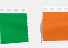 Pantone Color Institute Releases Colour Trend Report for Autumn/Winter London Fashion Week