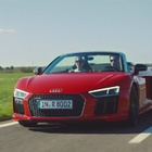 AvL Gets Away With Anything in New Audi Campaign