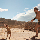Lucozade Proves 'Energy Beats Everything' with Campaign of Biblical Proportions