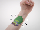 A Quebec Supermarket Is Raising Money for Cancer Research with AR Tattoos