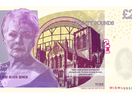 The Great British Bank Note Series Represents Different Cites with Famous Faces