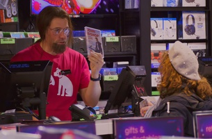 John Bishop Launches New DVD with HMV Skit During Jonathan Ross Show