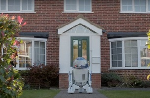 Your Shot: BBDO New York on Turning R2-D2 into Cupid for HP