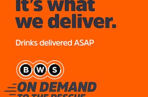 BWS On Demand Helps Thirsty Aussies In Times of Need