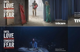 Trócaire's 'Until Love Conquers Fear' Xmas Campaign Aims to Empower Us All