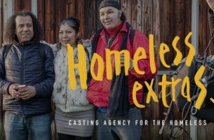 DDB & Tribal Worldwide Amsterdam Launches World's First Homeless Extras Agency
