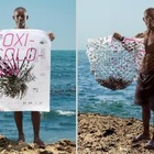 Geometry Creates Beautiful Posters That Transform Into Nets To Help Save The Caribbean Eco-System