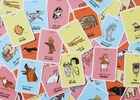 Play 'Dodgy Dogs' with this Visually Pleasing Card Game from Jean Jullien