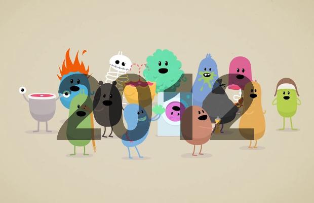 A Decade of Creativity: 2012