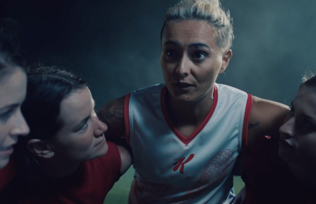 Special K Celebrates Australian Women Footballers on and off the Pitch
