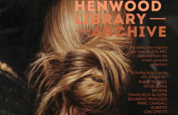 Director Simon Henwood Launches Novel 'Black Arc'
