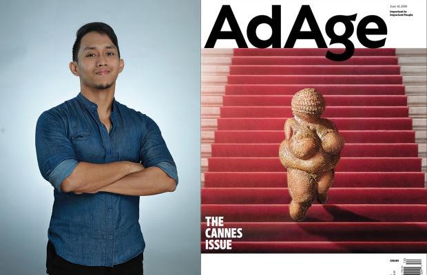 BBDO Guerrero's Arnel Villanueva Wins Global AdAge Competition