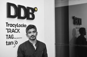 DDB Singapore Adds Sithum Walter as Senior Art Director