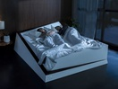 Bed Hoggers of the World Watch Out - Ford Launches the 'Lane-Keeping Bed'