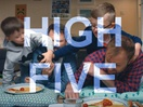 High Five UK: August 2019