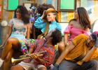 Behind The Scenes with Twentyfour Seven on Bacardi 'Conga'
