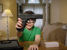 Fictional Child Influencer Unboxes Parents' Firearm in Powerful PSA
