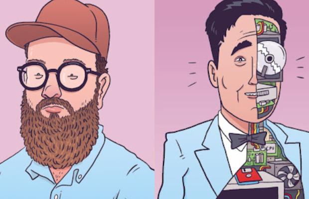 Squeak E. Clean Studios Promotes Rob Barbato and Justin Hori