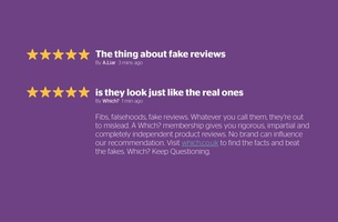 Can You Tell the Difference Between a Real and Fake Review?