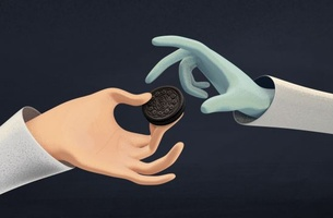 Royale and The Martin Agency team up for Oreo