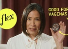 Menstrual Product Brand Flex is 'Good For Vaginas' in Campaign from VIA