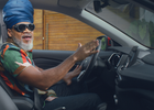 Chevrolet Brazil Arrives on TikTok with a Musical Steering Wheel Beat from Carlinhos Brown