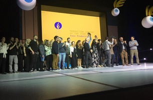 Foss Productions Takes Home Production Company of the Year at Ermis Awards