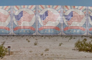 Happy Finish Gives Trump's Wall a 360 Reality Check