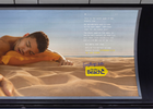 Uncommon's Latest Print Ads Prove 'Everything's Better On The Beach'