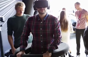 Chase the Thrill with DigitasLBi's Epic Nissan VR Experience