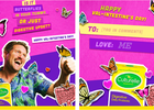 Have a Happy Val-Intestine's Day with Culturelle Digital Cards