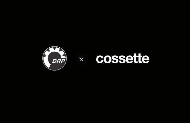 BRP Appoints Cossette as Global Creative Agency of Record