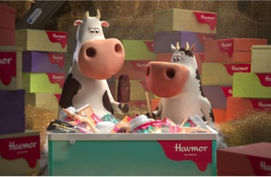 Cool Cows to Moo-ve Indian Audiences in Havmor #MadeOfMilk Campaign