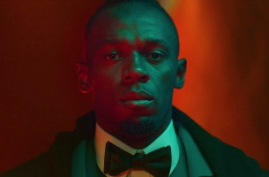 "Usain Bolt ""Celebrates to Win"" in Dance Extravaganza for Maison Mumm"