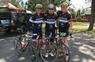 Solve Launches Its Agency Cycling Team